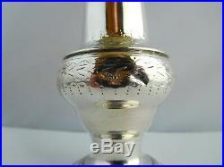18th Century English Sterling Silver Spice / Pounce Pot Rare Maker