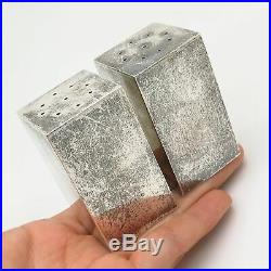 925 Sterling Silver Vintage Tiffany & Co. Set of Salt & Pepper Shakers