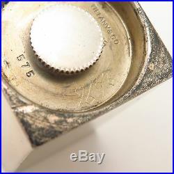 925 Sterling Silver Vtg Tiffany & Co. Set Of Salt & Pepper Shakers