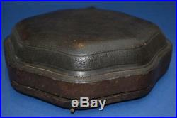 Antique Cased Boxed Solid Silver Salts Hallmarked London 1888 1889