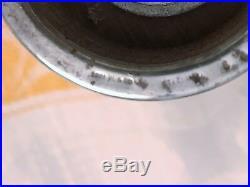 Antique Peugeot Freres Peppermill Grinder Sterling Silver Case Shreve & Co Sf