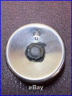 Anton Michelsen Denmark Sterling Silver Salt & Pepper Shakers