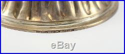 Buccellati Italian Sterling Silver Tall Pepper Mill Maker Mark