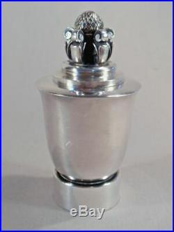Georg Jensen Denmark Acorn 741 Sterling Pepper Grinder Exc Cond Free Shipping