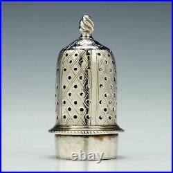 George III Silver Caster London 1770