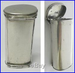 Georgian Silver Nutmeg Grater 1811 John Robins stock id 8032