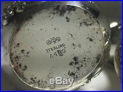 Gorham Sterling Silver Salt/Pepper Shakers