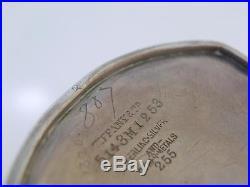 Magnificent Sterling & Mixed Metals TIFFANY Caster Pepper Pot JAPANESQUE c1878
