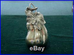 Missiaglia Vintage Sterling Silver Salt & Pepper Shakers
