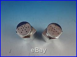Pair of Tiffany & Co. Sterling Silver Salt & Pepper Shakers (#4275)