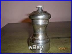 Peuegot France Sterling 4 Inch Peppermill-Antique