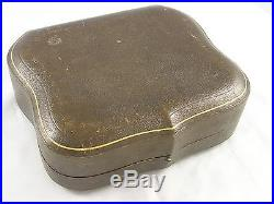QUALITY George VI Lovely 10 Piece Cruet Set Robert Pringle 1937 SILVER 216g