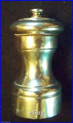 Revere Style Sterling Pepper Grinder MILL French MILL 2 Matching Available