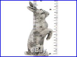 Sterling Silver'Hare' Pepperette Antique Victorian