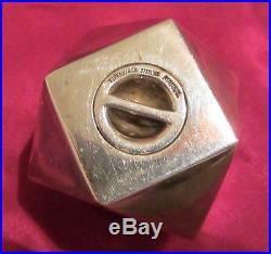 Tiffany & Co. Sterling Silver SALT & PEPPER Shakers