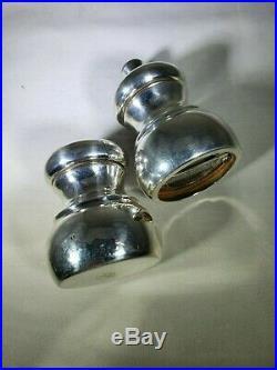 Tiffany & Co Sterling Silver925 Salt And Pepper Shaker Set