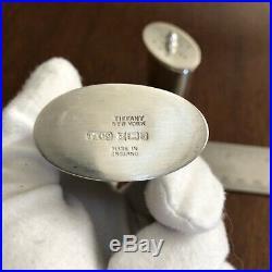 Tiffany & Co. Vintage Sterling Silver Salt/Pepper Shakers