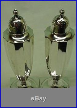 Tiffany and company Sterling Silver Salt and Pepper shakers