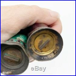 Vintage David Anderson Norway Sterling silver enamel Owl Salt and Pepper Shakers