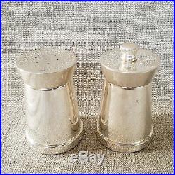 Vintage Tiffany & Co. Sterling Salt Shaker And Pepper Grinder