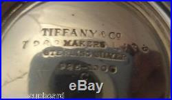Wave Edge By Tiffany & Co. Sterling Silver Salt & Pepper Shakers 2-pc. (#0210)